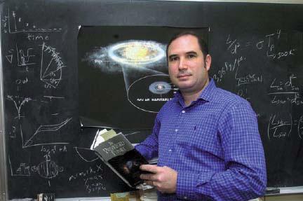 Professor Guillermo Gonzalez