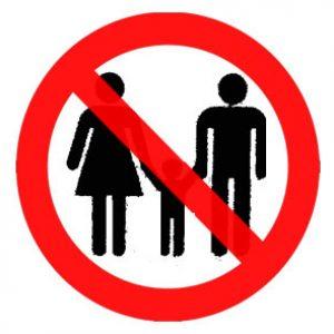 no family sign
