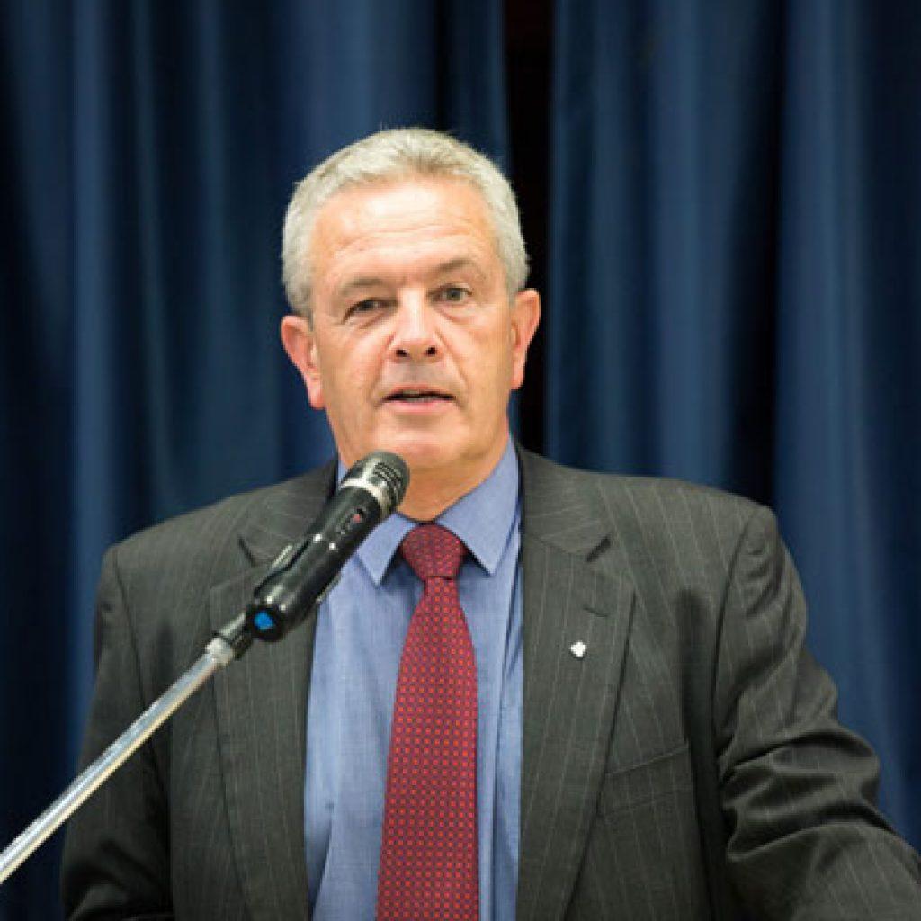 Mr. Paul Hanrahan