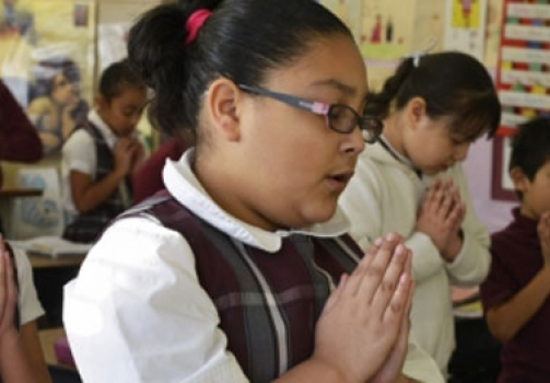 Catholic-school-prayer